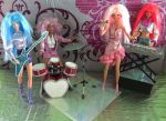 Jem and the Holograms by Wildmonarch