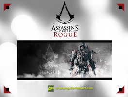 Assassin's Creed: Rogue - Signataure by Crussong