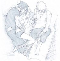 anbu team 7 sleeping by nami64