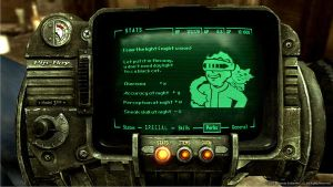Fallout 3 - perk by stefix