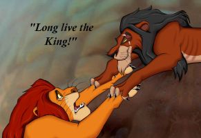 Long Live The King by TheRaevyn13