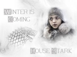 Winter is Coming by Nat-Nat177