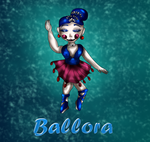Ballora Poster by Pokechan13