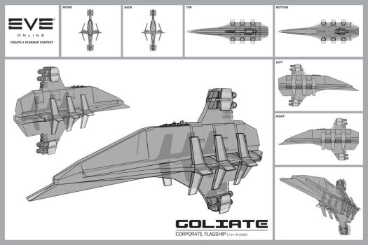 Corporate Flagship by CosmoS6173
