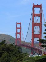 Golden Gate by Adrant
