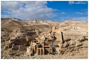 Mar Saba by ynissim