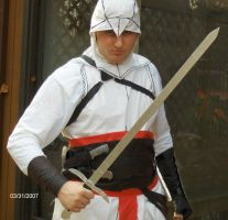Assassins Creed cosplay sword by Ectheo8