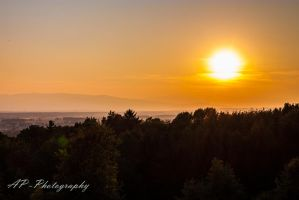 Sunset1.2 Austria by AustrianPictures