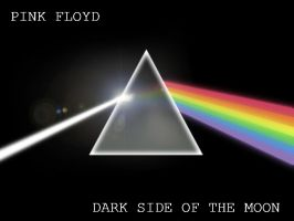Dark Side of the Moon cover by semereliif