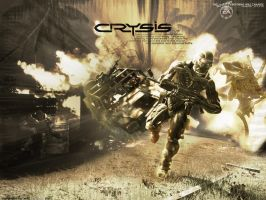 Crysis EA Contest Wallpaper by reytime