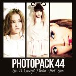 +Photopack 44- LEE HI|First Love| by DreamingDesigns