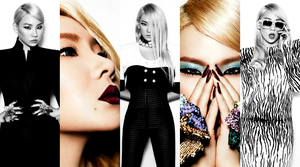 2NE1 CL EDIT 23 by Awesmatasticaly-Cool