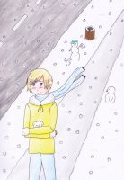 [APH Finland] ~Walking home~ by MinaTenshi