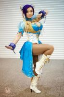 Ready! - Chun Li Cosplay / Yaya Han by faramon