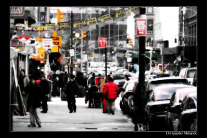 Canal Street by Calzinger