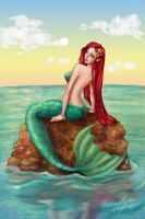 Mermaid by TanyaGreece