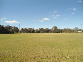 soccer football field stock by avenueimage