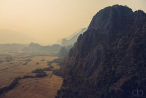 Vang Vieng by Dapicture