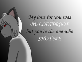 Bulletproof Love by Manic-Melody