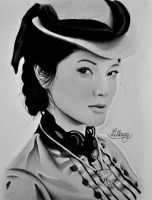 Kelly Hu alias Pearl by LillaMy89