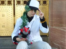 Cosplay - N Harmonia 1 by InnocentiaSanguinis