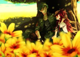 Flippy y flaky *-* by saeuchiha