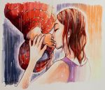 Spiderkiss by Sophie-Dreamy