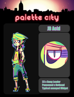 Palette City APP - JD by Woestijn