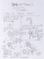 How to draw a pony by Skutchi