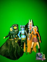 Ladies of TCW by MsComicStar86