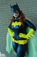 Barbara Gordon: Batgirl by stitchesandsongbirds