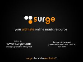 Surge by IkeGFX