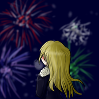 happy new year by kittimitti