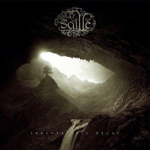 SAILLE cover artwork by Karezoid
