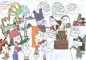 Happy belated B-Day Candace by SithVampireMaster27