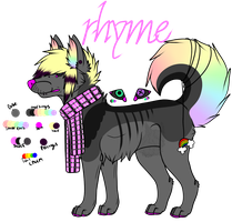 |Rhyme 2013-2014 Reference Sheet | by Undead--Rainbows