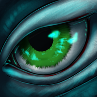 Eye-Con Comish - Dreams in Green by TwilightSaint