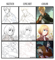 AoT Switch Meme by ensoul