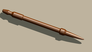 Claymore hilt by desprosal