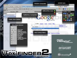 VFox - FINDER2  is coming... by vsdigital