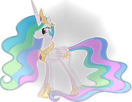 Princess Celestia by XxPrincessCelestiaxX