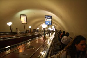 Russia's Subway by Ckarl84
