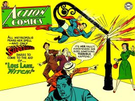 Action Comics 172 by Superman8193