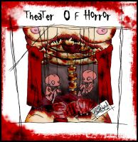 Theater Of Horror by Cosmiksquirel