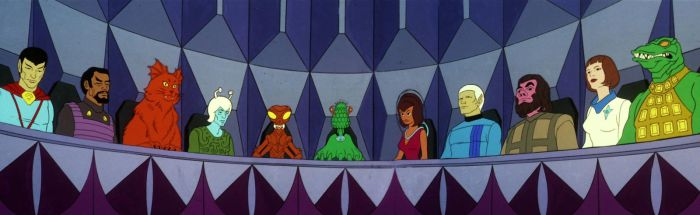 ST Animated Alien Council by Richard67915