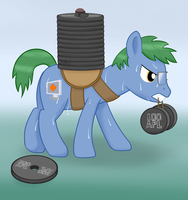 You're Gonna Carry That Weight by phallen1