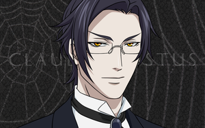 Claude Faustus by AssamiteGirl