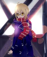 Mysterious Heroine X by Risa1