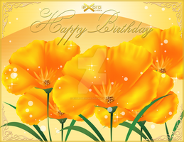 2013 Birthday Card 10 by ExoroDesigns