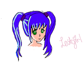 1st time using tablet by lostgirl111